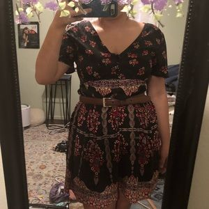 Aeropostale Pattern Dress🌹🌷